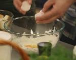 Сладък оризов пай със стафиди