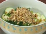 Ябълкова салата с орехи 3