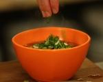 Азиатска зеленчукова супа 9