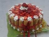 Торта Ягодка :)