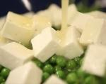 Пролетна салата с биволско сирене 5