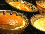 Гъбено суфле с кашкавал