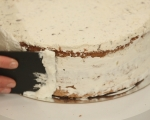 Празнична двуетажна торта 6