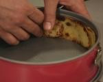 Картофена торта със спанак и сирене 4