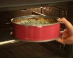 Картофена торта със спанак и сирене 6