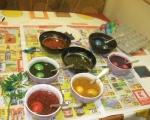 Как боядисах яйцата за Великден 3
