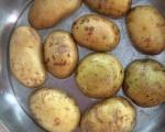 Бързи печени картофи 2