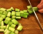 Крем супа от аспержи с пармезан 2