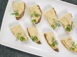 Пастет от сирене и орехи