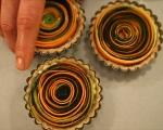Минитарт с моркови и тиквички 13