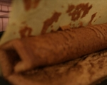 Шоколадово руло с ягоди 6