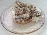 Бисквитена торта с орехи