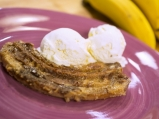 Печени банани