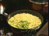 Ориз с бамя и тиквички 3