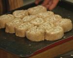 """""""Охлюви"""" със сирене и орехи 7"""