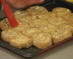 """""""Охлюви"""" със сирене и орехи 8"""