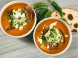 Доматена супа в мексикански стил