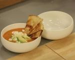 Доматена супа в мексикански стил 6