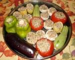 Пълнени зеленчуци 3