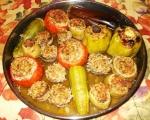 Пълнени зеленчуци 4