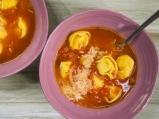 Супа с тортелини