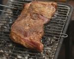 Ароматни свински гърди на грил  2