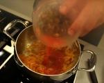 Яхния от зелен фасул 2