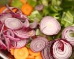 Зеленчуци на грил в азиатски стил