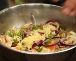 Зеленчуци на грил в азиатски стил 2