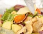 Зеленчуци на грил в азиатски стил 3