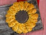Содена питка със сирене и розмарин