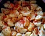 Пиле с  картофи в гювеч 2