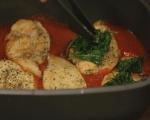 Пиле по флорентински 4