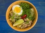 Индонезийска пилешка супа (сото аям)