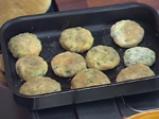 Картофени кюфтета със спанак с царевична салса 2