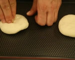 Чеснови хлебчета с патладжани 4