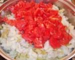 Прясно зеле с домати 3
