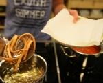 Супа от царевица и червени чушки 16