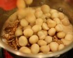 Тарталети с мед и ядки 7