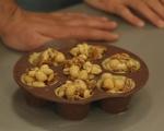 Тарталети с мед и ядки 9