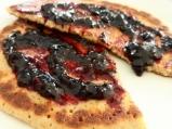 Мини палачинки с тиквено брашно