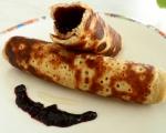 Мини палачинки с тиквено брашно 4