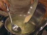 Чорба от праз лук със сирене 5