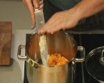 Супа от броколи с топено сирене 3