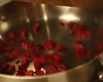 Вареники с червено цвекло и козе сирене 10