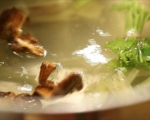 Азиатска супа топчета