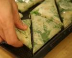 Круши със синьо сирене в точени кори 6