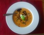 Австрийска крем супа от тиква  3