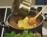 Баница с кайма и картофи 8