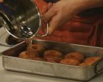 Саварини с орехи, фурми и мед 10